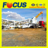 ISO and Ce Approved Portable Concrete Mixing Plant Yhzs50/60