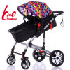 Wholesale Adjustable Colorful Steel En Ce Top Quality 3 in 1 Baby Buggy