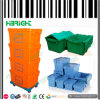 Logistic Turnover Plastic Storage Box with Lids