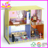 Wooden Doll House for Decoration (WJ278640)