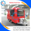 Mobile Kitchen Truck Mobile Steel Food Cart