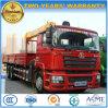 Shacman 10tons Foldable Arm Crane Lorry Truck Mounted Crane