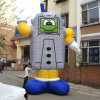 Giant 6mh Inflatable Mobile Phone (BMCT236)