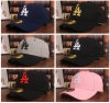 Manufacturer Dodgers La Men′s and Women′s Sunshade Casquette Cap