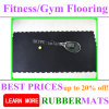 Durable Sports EPDM Rubber Interlock Gym Flooring