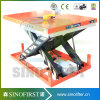 3000kg Ce Approved Cargo Industrial Electric Double Hydraulic Scissor Lift