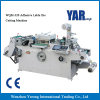 High Quality Wqm Series Adhesive Label Die-Cutting Machine with Ce