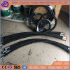 1 1/2 Inch High Pressure Flexible Hydraulic Rubber Hose
