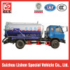 Double Axle Dongfeng 170HP Sewage Suction Truck