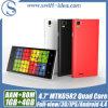 "Best 4.7"" IPS Amoled Ogs Mtk6582 Quad Core Mobile Phones for Sale (D5)"