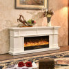 Modern Hotel Furniture Heater Electric Fireplace with Ce Certifitate (343S)
