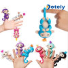 Smart Fingerlings Pet Baby Monkey Electronic Interactive Finger Toy Funny Gift