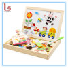 Magnetic Puzzle, Drawing Board, Children′s Educational Toys