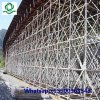 Customized Q235 Q345 Steel Ringlock Scaffolding