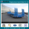 Low Bed Semi Trailer with 3 Axles