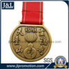 High Quality Zinc Alloy Medal 3D No Enamel