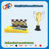 Hot Selling Car Racing Game with Plastic Trophy Toy for Kid