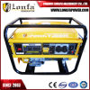 7kVA 15HP Silent Type Single Phase Gasoline Generator with Ce