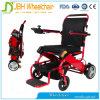 Convenient Travel Folding Power Wheelchair