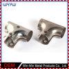 Metal Fabrication Welding Stainless Metal Pipe Fitting Tees