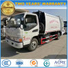 JAC 5 T to 8 Tons Refuse Wagon 4X2 Compactor Garbage Truck
