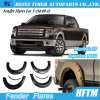PP Material 2016 Fender Flares for Ford F-150 09-12