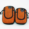 Colorful Neoprene Women Wrist Pouch Bag for Mobile Phone