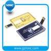 Custom Credit Card USB Flash Drive 4GB 8GB 32GB