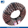 High Quality and Efficiency Diamond Wire Saw for Granite Quarry