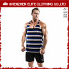 Gym Custom Tank Top for Men Clothes Gym Stringer (ELTMBJ-618)
