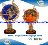 Yaye 18 Lighting Gesmtone Globe / Gemstone Globe/ World Globes with Available Size: 220mm/330mm