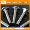 """Stainless Steel Competitive Price A4-80 5/8"""" Carriage Screw"""