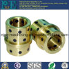 High Precision CNC Machining Brass Tube Sleeve