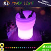 Champagne Ice Bucket with Cordless LED Lighting
