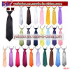 Elastic Neck Tie Wedding Prom Children School Kids Tie (B8143)
