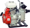 1.5 Inch Hongda Type 152f Engine 2.5HP Gasoline Water Pump
