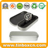 Rectangular Gift Tin Box for Metal Watch Box Packaging