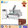 Customized Furniture Linear Atc Wood Production Carving Router Machine