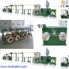 PVC PE House Building Wire Insulation Extrusion Machine