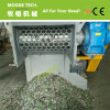 High efficient PP PE single shaft shredders