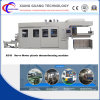 Plastic Thermoforming Machine for Food Trays/Egg Trays Within Cutting and Stacking Device