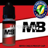 MB Tobacco Flavor Electronic Cigarette Refill Liquid, FDA Certified