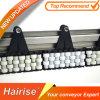 Real Manufacturer of Plastic Conveyor Side Roller Guide Rail