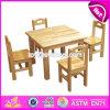 Wholesale Cheap Kindergarten Children Wooden School Furniture Suppliers W08g211