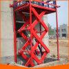 Battery Powered Scissor Lift Platform