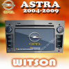 Witson Car DVD Player With GPS for Opel Astra (W2-D9820L)