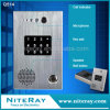 Waterproof Audio Door Phone Intercom with Password & Swipe Card