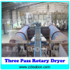 Digital Automatic Rotary Wood Chips Dryer Machine