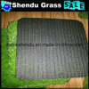 Decorative Artificial Grass with 15750turt Density 25mm Height