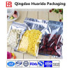 Zipper Food Plastic Aluminum Foil Bag with Clear Window